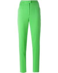 Maison Margiela Slim High Waisted Trousers