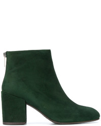 Zipped ankle boots medium 6834081