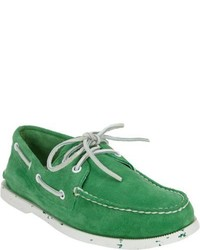 Sperry Authentic Original Boat Shoe Green