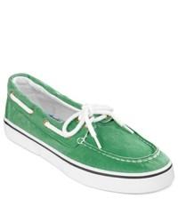St. John's Bay St John S Bay Inlet Boat Shoes Green