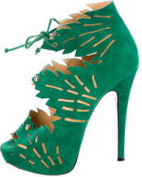 Charlotte Olympia Eve Booties