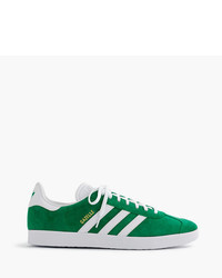 J.Crew Adidas Gazelle Sneakers