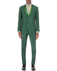 Paul Smith Kensington Fit Wool And Mohair Blend Suit