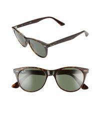 Ray-Ban 52mm Square Sunglasses