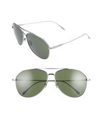 Tom Ford Cyrus 62mm Oversize Aviator Sunglasses