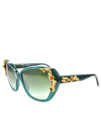 Dolce & Gabbana Sunglasses Dg 4167 26808e Opal Green 59mm