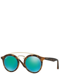 Ray-Ban Gatsby Round Sunglasses