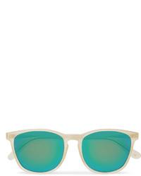 L.G.R Nairobi Square Frame Acetate Sunglasses