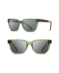 Shwood Prescott 52mm Polarized Sunglasses