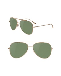 Vuarnet Swing 58mm Aviator Sunglasses