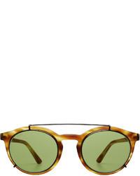 Tod's Tortoiseshell Sunglasses