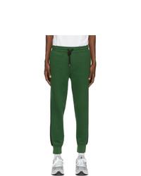 AMI Alexandre Mattiussi Green Jogging Sweatpants