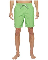 Nautica New Fashion Colors Of Anchors Solid Trunk Swimwear