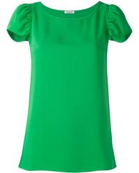 P.A.R.O.S.H. Cap Sleeve T Shirt
