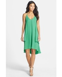 Rebecca Minkoff Lena Silk Midi Dress