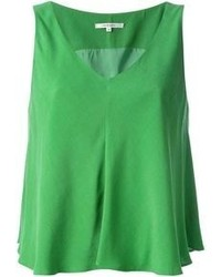 Carven Loose Fit Tank Top