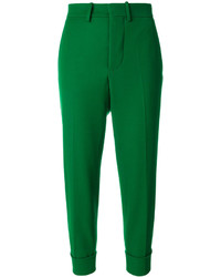 Marni Tapered Cuffed Trousers