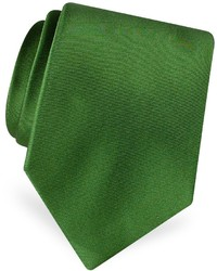 Solid pure silk satin silk tie medium 165658