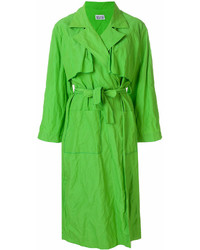 Arthur arbesser oversized trench coat medium 6987079