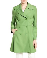 Rosemarie skirted trench coat medium 3645626