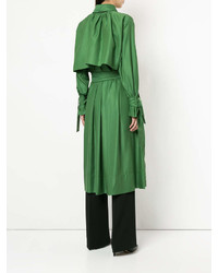 Tiko Paksa Classic Belted Trench Coat