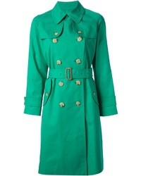 Tsumori Chisato Venise Long Trench Coat