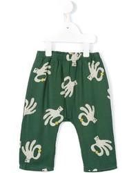Bobo Choses Hand Print Trousers