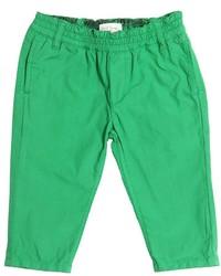 Paul Smith Cotton Poplin Pants
