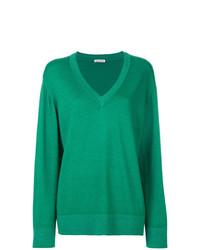 Merino v neck sweater medium 8299116