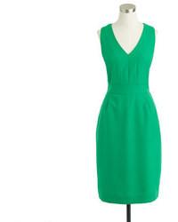 Tall bridget dress in super 120s medium 24079