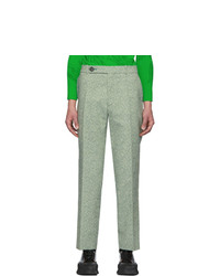 Namacheko Green Shil Trousers