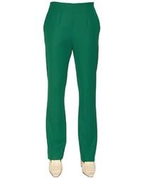 Marni Wool Gabardine Pants
