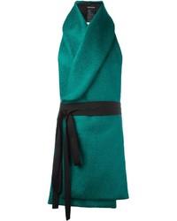 Ann Demeulemeester Belted Waistcoat