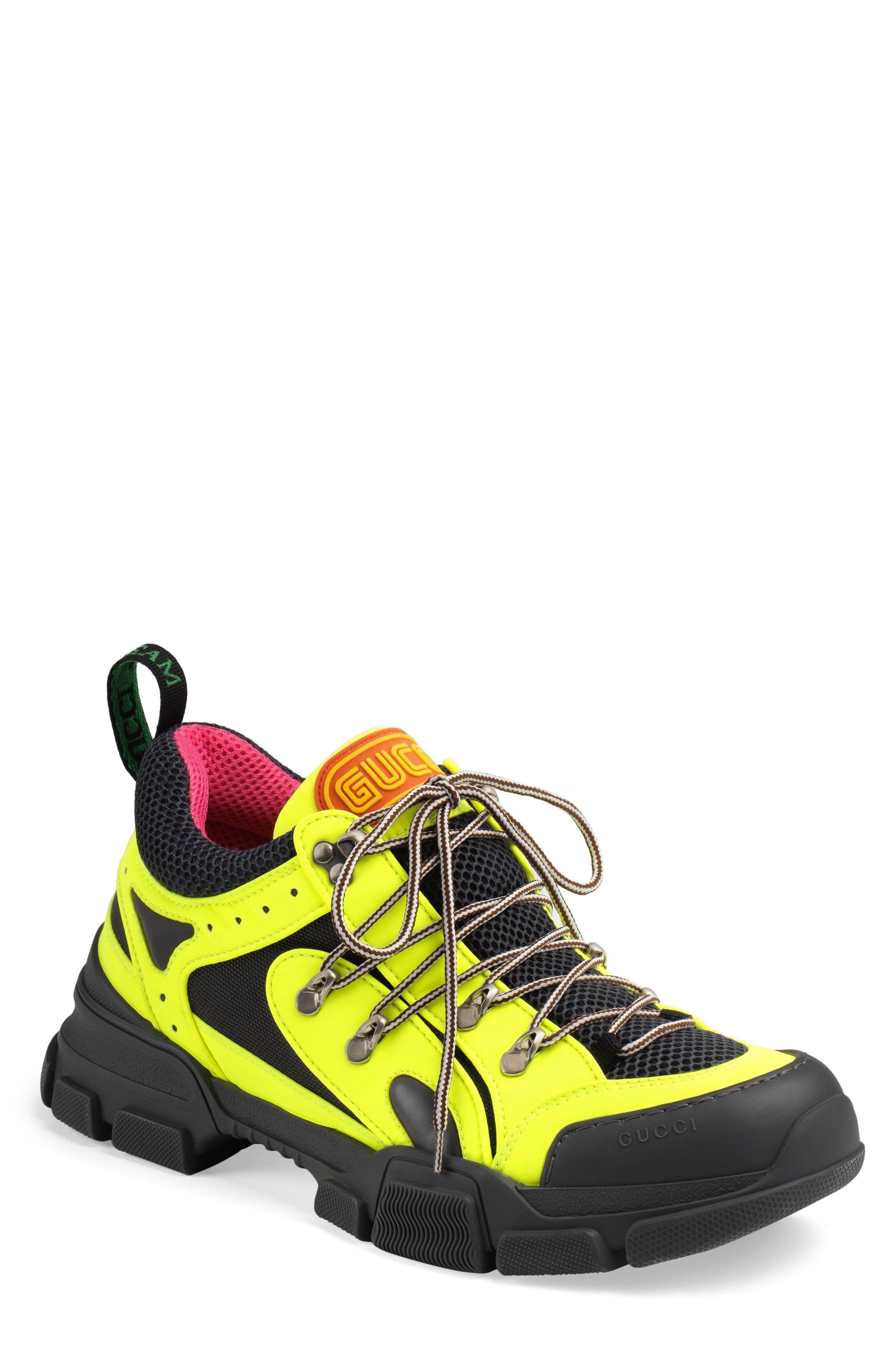 2368f70a3 Gucci Flashtrek Hiking Sneaker, $980 | Nordstrom | Lookastic.com