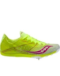 Saucony Endorphin Ld4 Citronwhitepink Athletic Shoes
