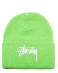 Green-Yellow Beanie
