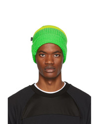 Ps By Paul Smith Green Neon Beanie