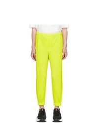 Green-Yellow Chinos