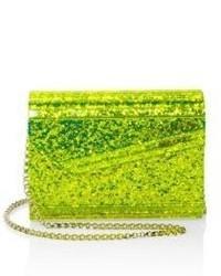 Candy neon glitter acrylic clutch medium 3702376