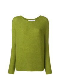 Christian Wijnants Round Neck Sweater