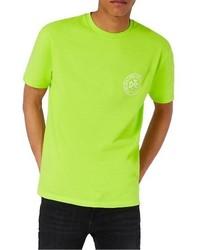 Topman Oversize Crewneck T Shirt