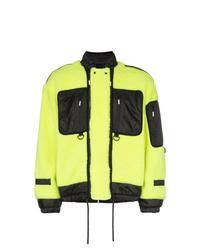 99% Is Fleece Utility Jacket