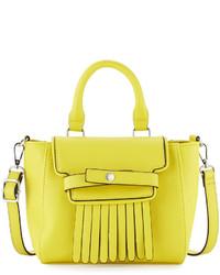 Neiman Marcus Lillian Fringe Crossbody Bag
