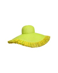 Eric Javits Fringed Squishee Packable Floppy Hat