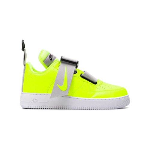 c3346dfcff7 ... Top Sneakers Nike Air Force 1 Utility Volt Sneakers ...