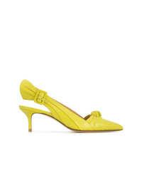 Francesco Russo Knot Detail Pumps