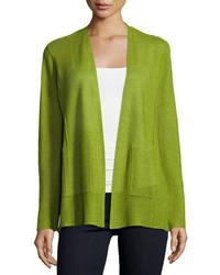 Eileen Fisher Fine Gauge Organic Linen Cardigan