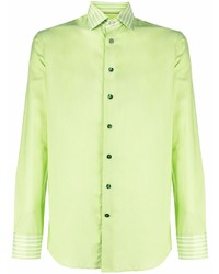Etro Long Sleeve Cotton Shirt