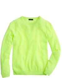Green-Yellow Long Sleeve T-shirt
