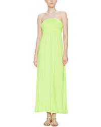 Smocked empire waist maxi dress medium 228354